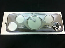 1935 1936CHEVY CAR BILLET DASH INSERT