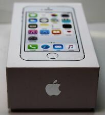Apple iPhone 5s 16GB White Silver (Verizon)unlocked GSM Smartphone LTE New Other
