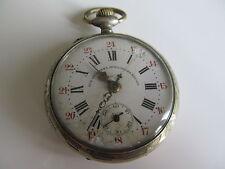 ANTIKE Auxotvriers Horlogers Reusis Taschenuhr Pocket Watch Weihnachtsgeschenk