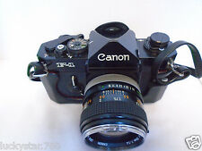 Canon Model 46CXB  F-1 Camera