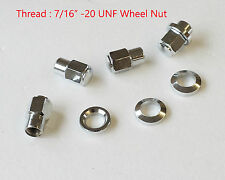 "7/16"" WHEEL NUT FORD MK2 MK1 ESCORT HILLMAN CAPRI IMP COSMIC 2B CORTINA-(M654)"