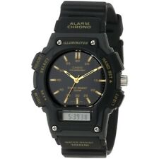 CASIO MEN'S ANA-DIGI CHRONOGRAPH SPORT WATCH AQ150W-1EV
