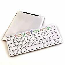 Haute Qualité clavier sans fil Bluetooth pour Apple iPad 2 3 4 Mini Macbook New