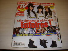 TV GRANDES CHAINES 155 06.03.2010 DOROTHEE NOLWENN LEROY ALIZEE NANOTECHNOLOGIES