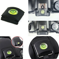 2x Flash Hot Shoe Cover Cap Bubble Spirit Level For SLR DSLR Nikon Pentax Canon