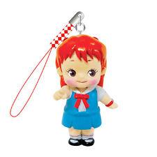 Rose O'Neil Kewpie KEWSION EVANGELION Asuka Langley Soryu Phone Strap MIP Japan