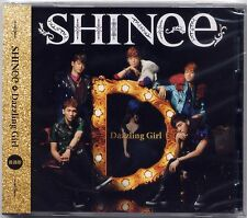 SHINee: Dazzling Girl (2012) Japan /  CD  TAIWAN