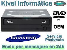 LECTOR REGRABADOR DVD INTERNO DVD+-RW DL CD ORDENADOR PC OEM GARANTIA