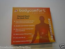NEW Body Comfort Thermal Pouch/ Belt for Click Activated Heat Therapy Back Pack