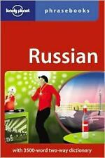Lonely Planet Russian Phrasebook by Chris Dite, Good Book