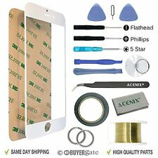 """Front Outer Screen Glass Lens Replacement Repair Kit Tools for iPhone 6 4.7"""""""