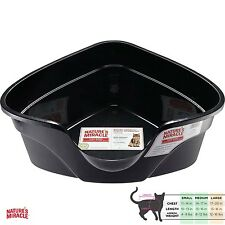 Extra Large Cat Litter Box Nature's Miracle Corner High Sided Advanced Furniture