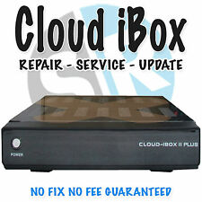Cloud iBox 2 3 Plus SE Repair - Service - Update - J-TAG - Blue Light Fix