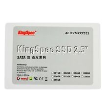 """Kingspec SSD 2.5"""" SATA 120GB for Dell Lenovo Acer ASUS Thinkpad laptop PS3 PS4"""