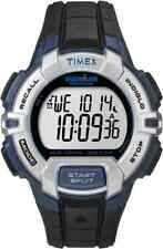 "Timex T5K791, Men's ""Ironman"" Triathlon 30 Lap, Resin Digital Watch, T5K7919J"
