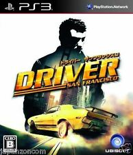 Used PS3 Driver: San Francisco  SONY PLAYSTATION 3 JAPAN JAPANESE IMPORT
