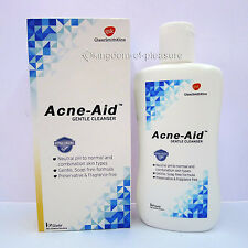 Stiefel Acne Aid Liquid Gentle Deep Pore Cleansing Pimple Oily Face Skin 100g