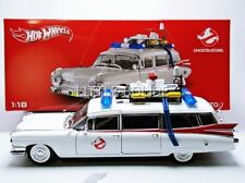 1:18 HOT WHEELS HERITAGE Film model GHOSTBUSTERS ECTO-1 Cadillac