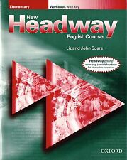 Oxford NEW HEADWAY Elementary Workbook with KEY by Soars @NEW@