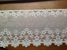 brise bise cantonnière rideaux à décor vendu au mètre B29