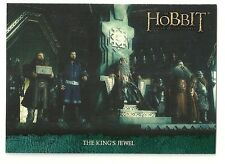 2014 The Hobbit An Unexpected Journey The Lonely Mountain flashback cards P-06