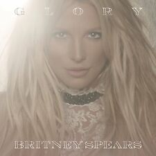 BRITNEY SPEARS : GLORY DELUXE (Clean version)  (CD) sealed
