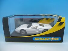 Scalextric - C2473 Ford GT40 MKII Plain White - NEW