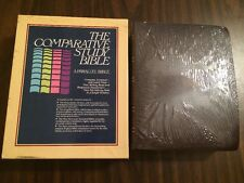 NIV (1984) KJV Amplified NASB (1977) Comparative Parallel Study Bible Indexed
