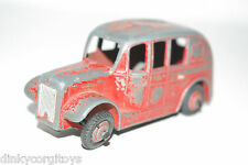 DINKY TOYS 250 STREAMLINED FIRE ENGINE GOOD CONDITION SPARES OR REPAIR