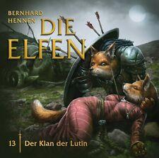 BERNHARD HENNEN - DIE ELFEN - 13: DER KLAN DER LUTIN   CD NEU