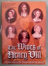 THE WIVES OF HENRY VIII the true story of the women behind the throne DVD NEW