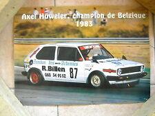 VW Golf 1 GTI - 1983 - Axel Hüweler