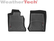 WeatherTech® FloorLiner for Mercedes GLK-Class - 2013-2015 - 1st Row - Black