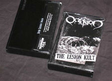 OCTAGON The Lesion Kult CASSETTE primitive black/death Black Leather Jesus NEW