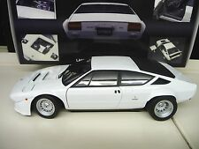 1:18 Kyosho Lamborghini Urraco rally Ralley blanco white nuevo New