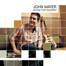 JOHN MAYER - Room For Squares (CD 2001) USA Import EXC Debut