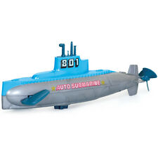 Clockwork Submarine Toy - Fun Wind-up Bath Time Toy