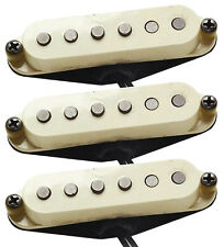 "Seymour Duncan Antiquity II ""Surf"" Neck/Middle/Bridge Pickup Set for Strat, Aged"
