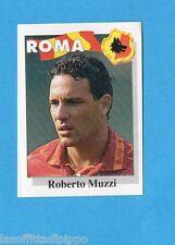 CALCIO FLASH '95-EUROFLASH-Figurina n.282- MUZZI - ROMA -NEW
