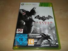 Xbox360 juegos-Batman Arkham City