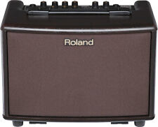 Roland AC-33RW Acoustic Chorus Guitar Battery Powered Amplifier - Rosewood AC33