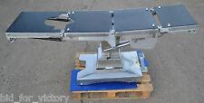 Eschmann MR Veterinary Surgical Hospital Medical Examination OR Operating Table
