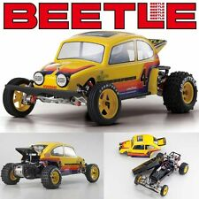 Kyosho 30614B 1/10 RC 2014 Beetle Buggy Kit 2WD Off-Road Racer w/ Clear Body