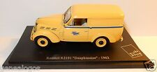 UNIVERSAL HOBBIES RENAULT R 2101 DAUPHINOISE 1963 POSTES POSTE PTT BLISTER BOX