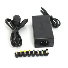 96W Universal Laptop Power Supply 110-220v AC To DC 12V/16V/20V/24V Adapter HU
