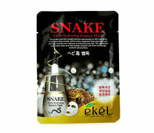 3 Sheets Ultra Hydrating Pure Source Sheet Mask  Essence Pack For Face Snake
