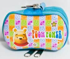 Disney Winnie The Pooh Mini Tin Coin Purse Case