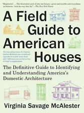 FIELD GUIDE TO AMERICAN HOUSES (9780 - VIRGINIA SAVAGE MCALESTER (PAPERBACK) NEW