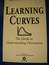 "Understanding Derivatives ""LEARNING CURVES""180 Page Guide List Price Was $250"