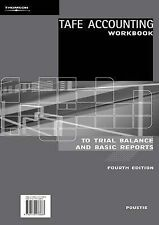 Tafe Accounting: To Trial Balance Workbook by Neville Poustie (Paperback, 2006)